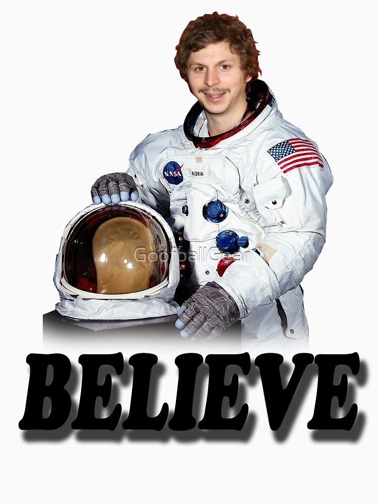RedBubble: Michael Cera Believes in You