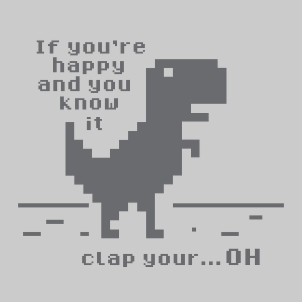 NeatoShop: Clap your...OH