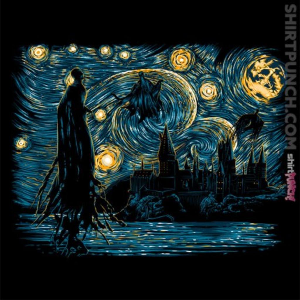 ShirtPunch: Starry Dementors
