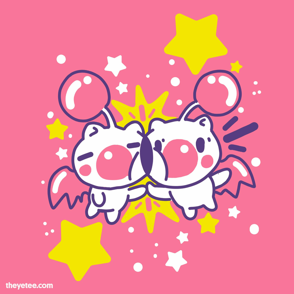 The Yetee: Closest Buddies