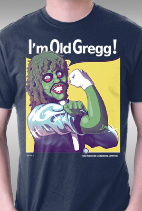 TeeFury: Gregg The Motherlicker