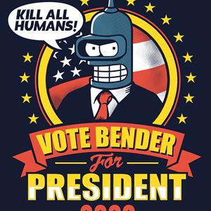 Qwertee: Vote 3020