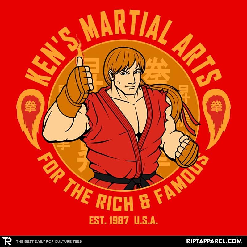 Ript: Ken's Martial Arts