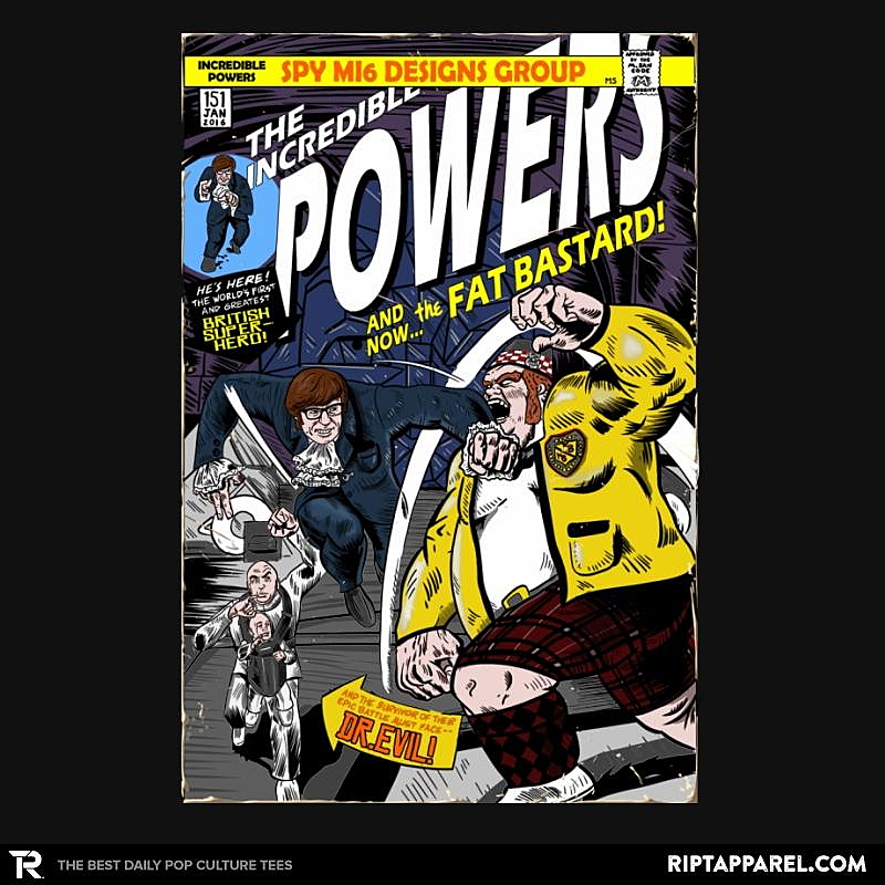 Ript: The Incredible Powers