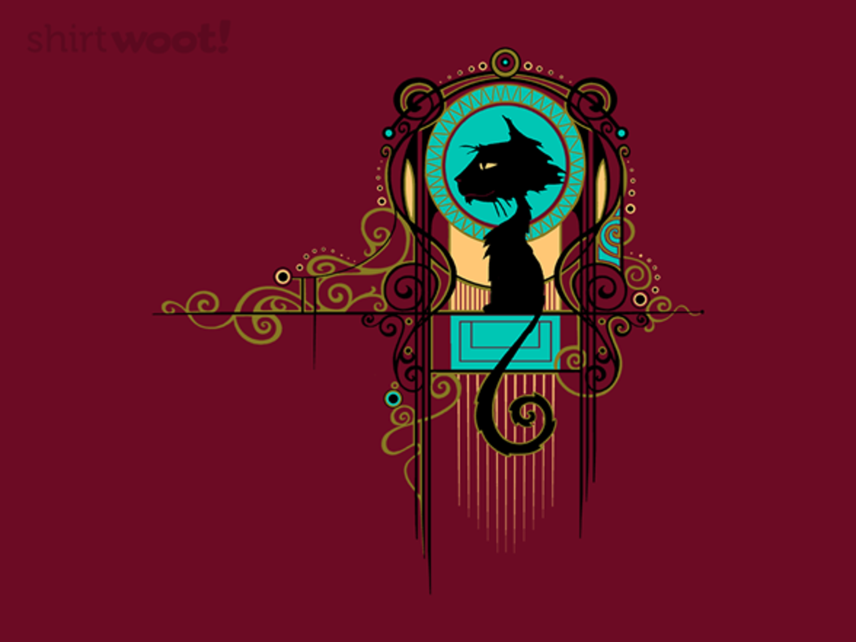 Woot!: Chat Nouveau Deux - $15.00 + Free shipping