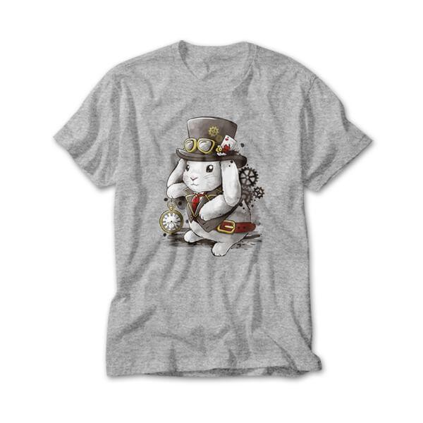 OtherTees: Steampunk bunny