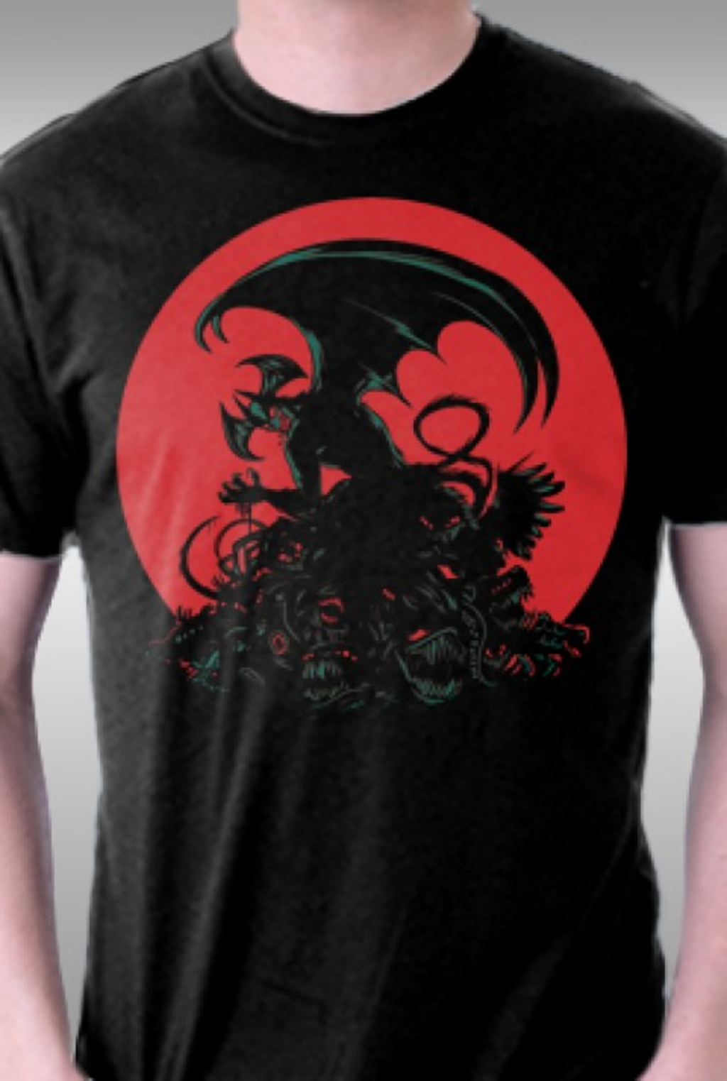 TeeFury: I'm not a Demon!