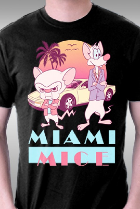 TeeFury: Miami Mice