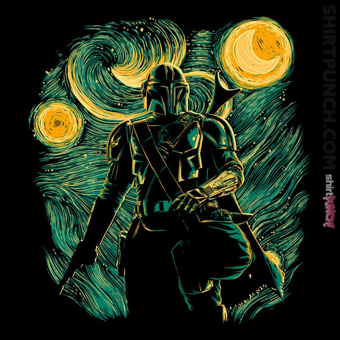 ShirtPunch: Starry Creed