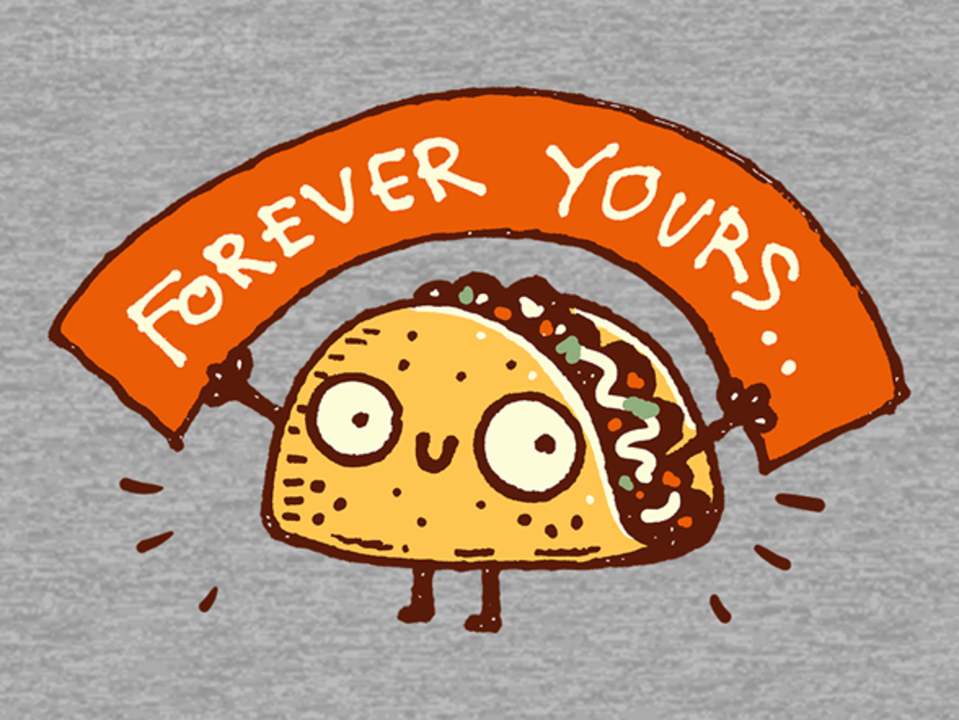 Woot!: Forever Yours