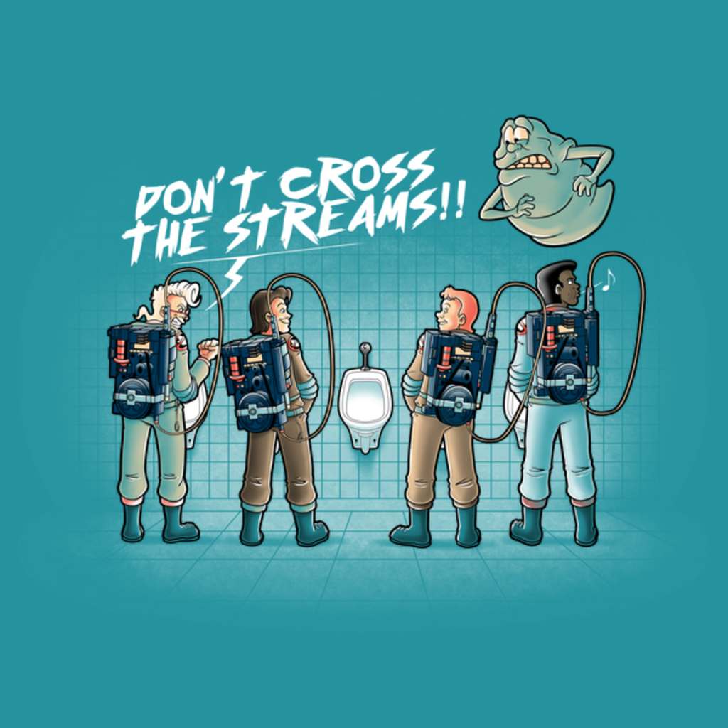 NeatoShop: Don't cross the streams