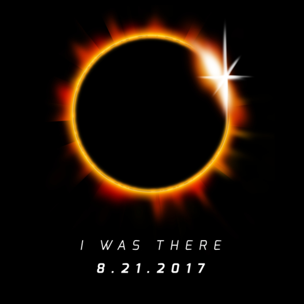 NeatoShop: Total Solar Eclipse August 21 2017 4