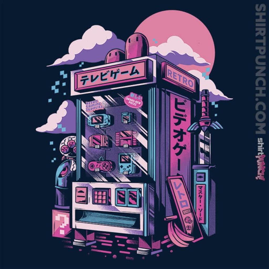 ShirtPunch: Spirit Arcade