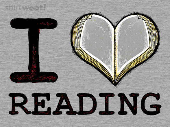 Woot!: I Heart Reading
