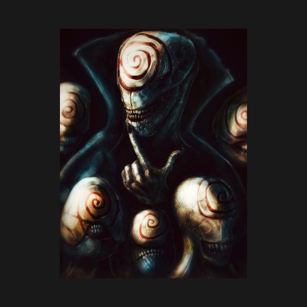 TeePublic: The Spiral