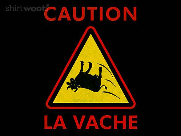 Woot!: Fetchez la vache