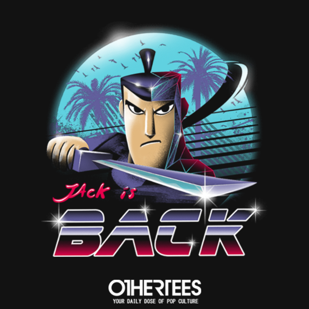 OtherTees: Epic Samurai