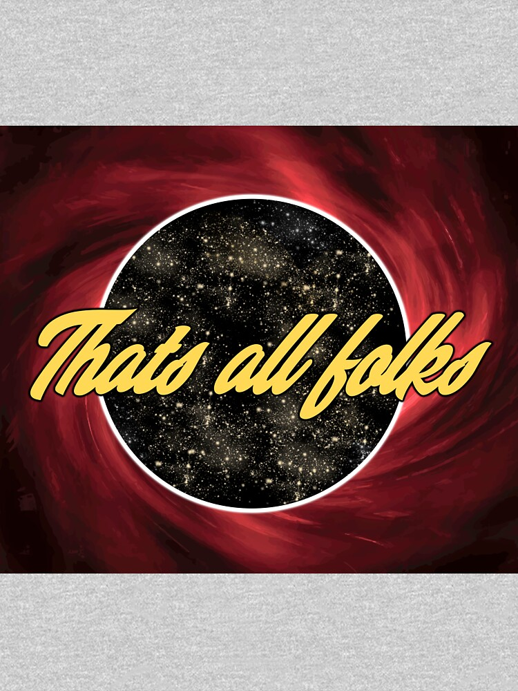 RedBubble: thats all folkss / That's all amiguitos abstract fan
