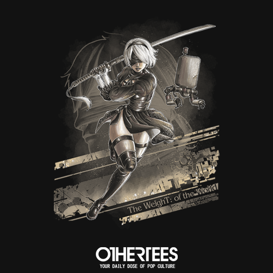 OtherTees: The Weight of the World