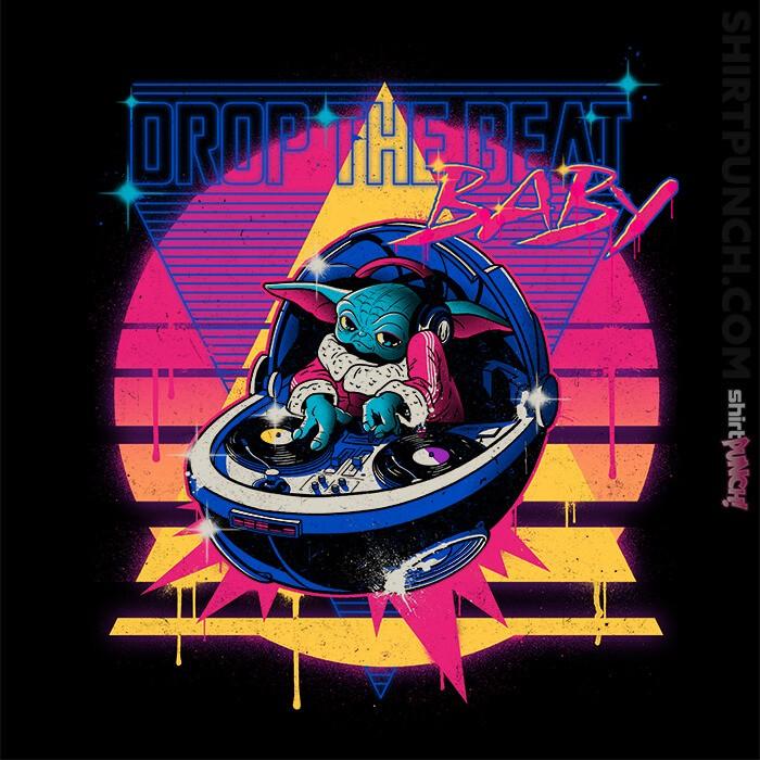 ShirtPunch: Retro Beat
