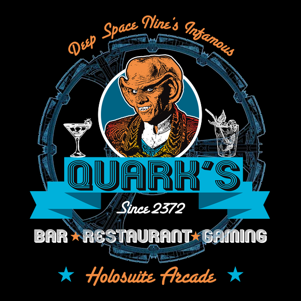 NeatoShop: Q's Bar in Deep Space