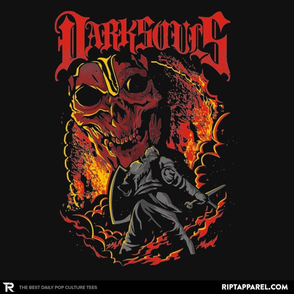 Ript: Dark Metal Souls