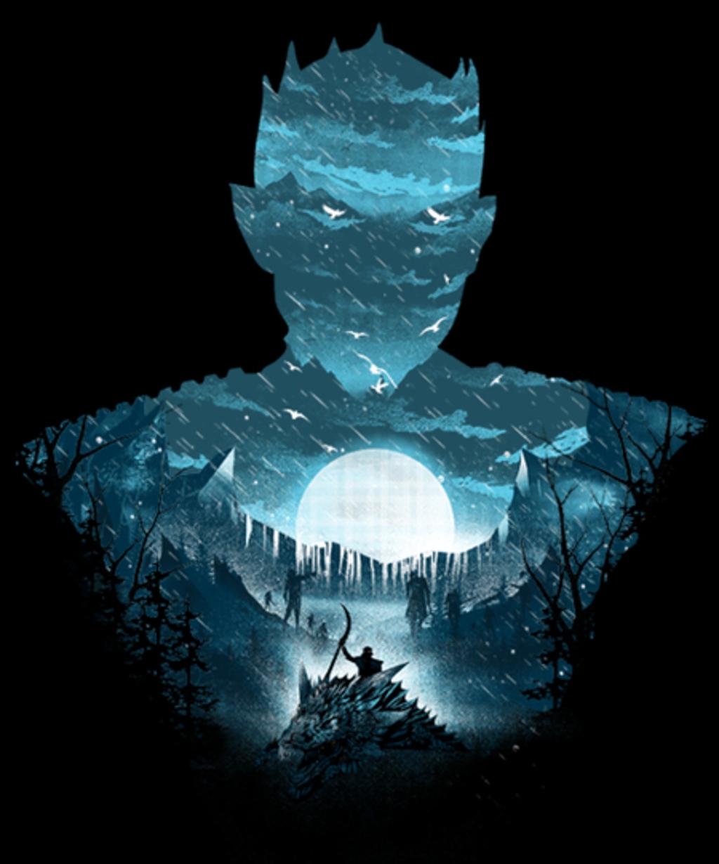 Qwertee: The Night King