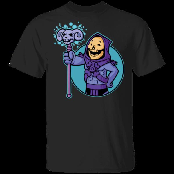 Pop-Up Tee: Vault Skeletor