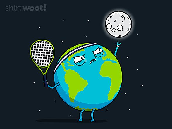 Woot!: Lunar Serve!