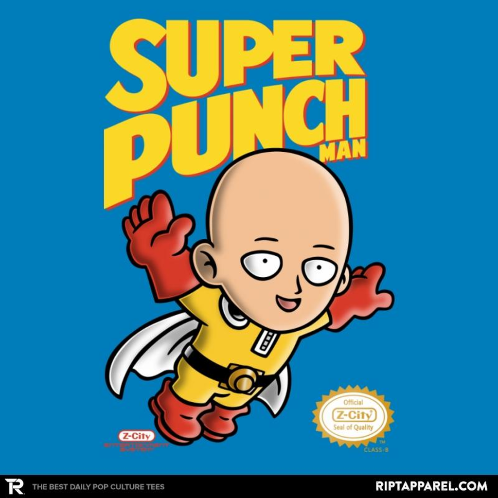 Ript: Super Punch Man