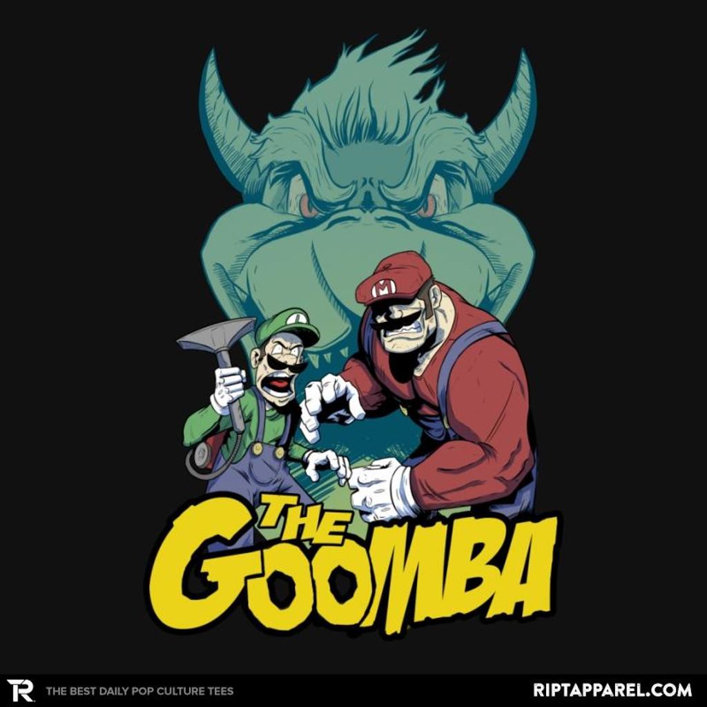 Ript: The Goomba