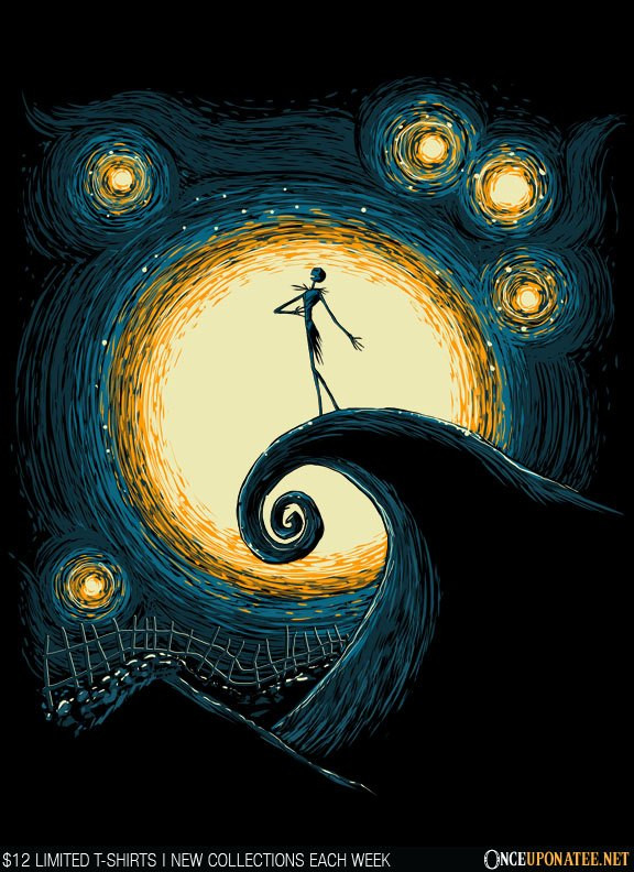 Once Upon a Tee: Starry Nightmare