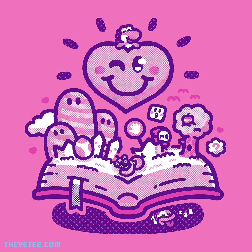 The Yetee: Story Time