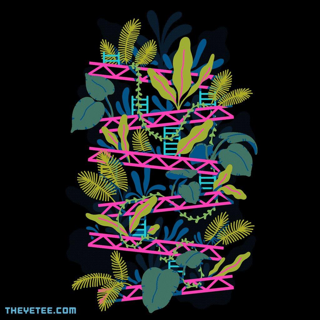 The Yetee: Overgrown