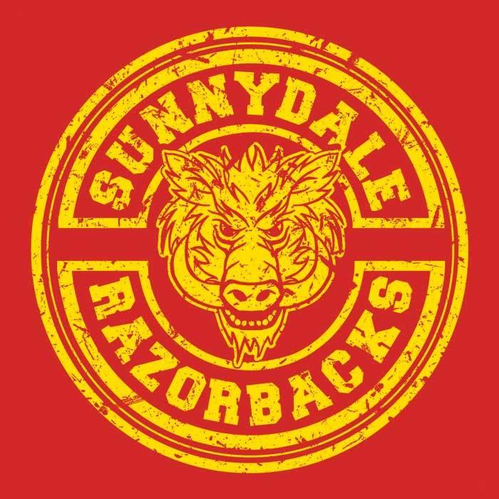 Once Upon a Tee: Sunnydale Razorbacks