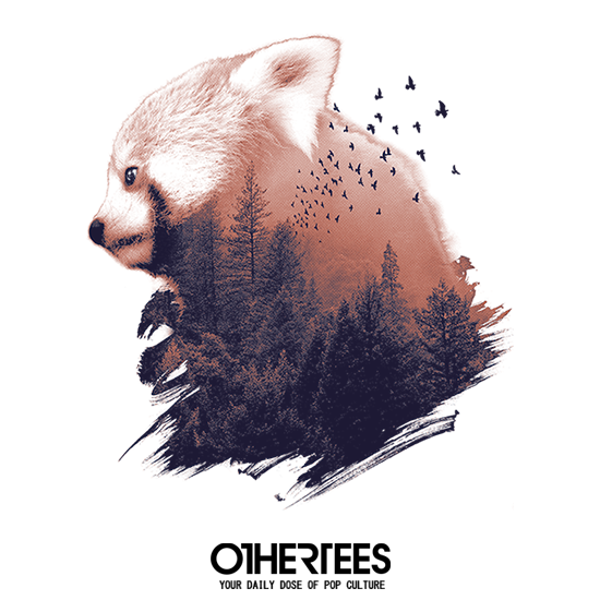 OtherTees: Forest Panda
