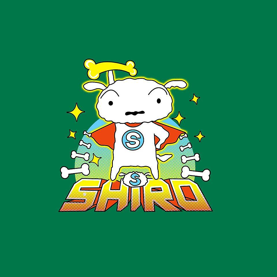 TeeFury: Super Shiro