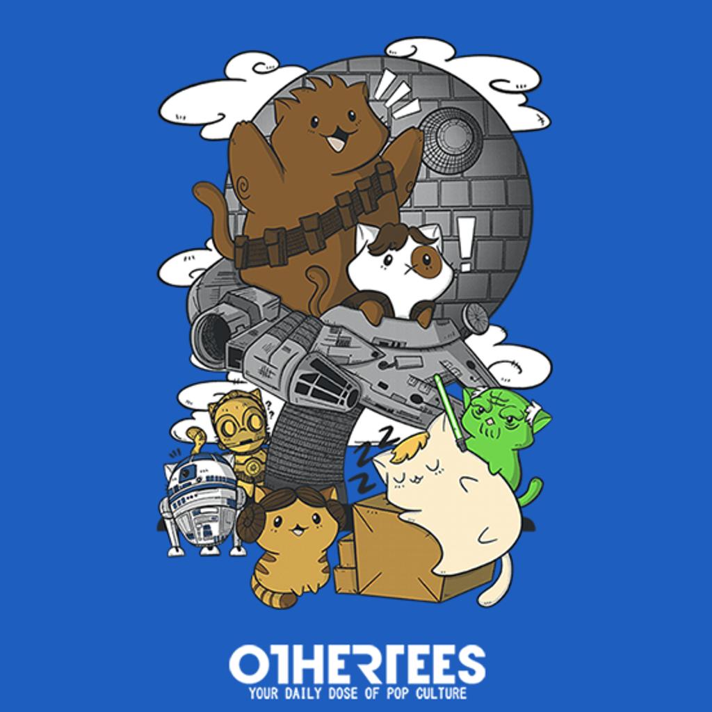 OtherTees: Star Kittens
