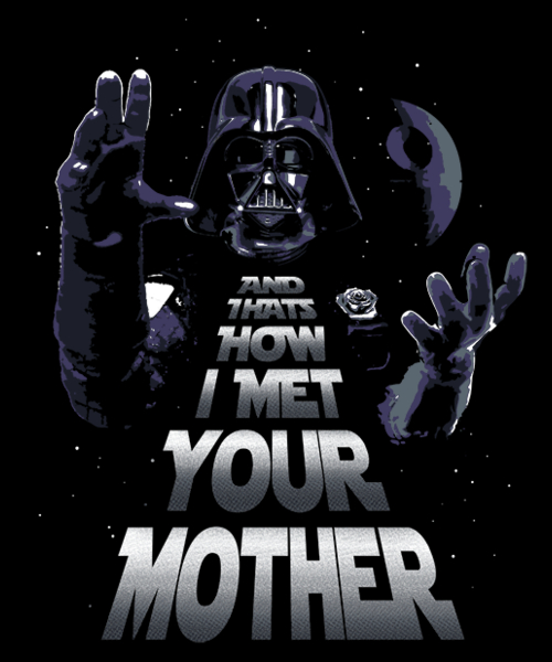 Qwertee: And That's How I Met Your Mother