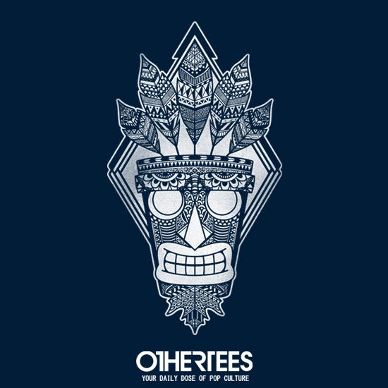 OtherTees: Aztec Aku Aku