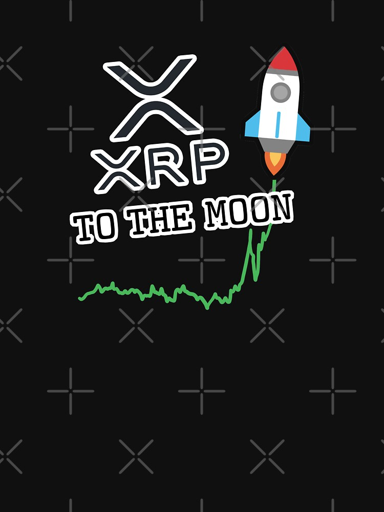 RedBubble: XRP to the Moon
