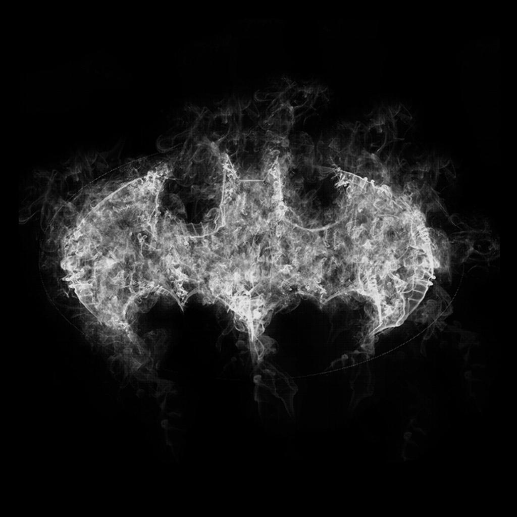 Pop-Up Tee: Bat Smoke