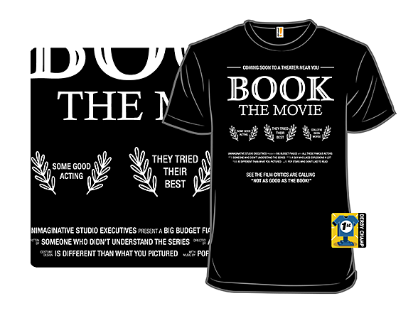 Woot!: Book the Movie
