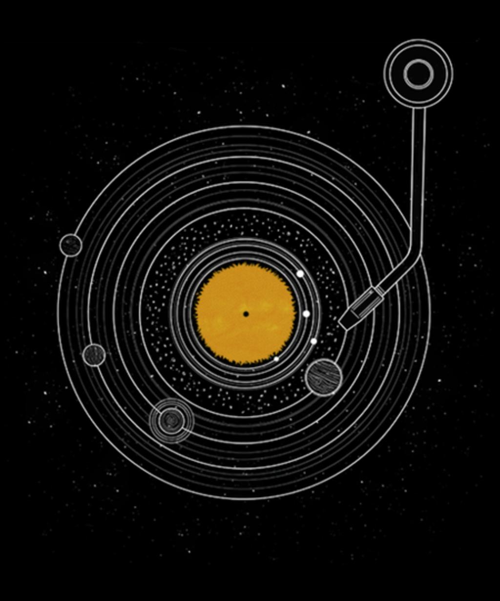 Qwertee: Cosmic Symphony