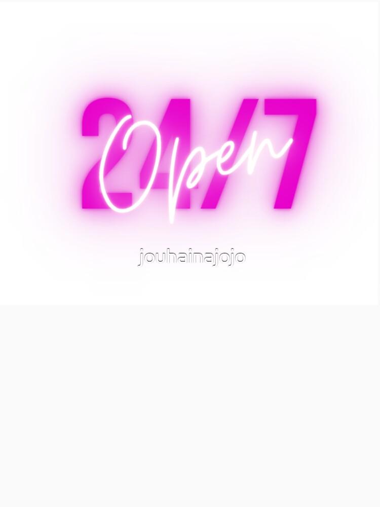 RedBubble: Open 24/7
