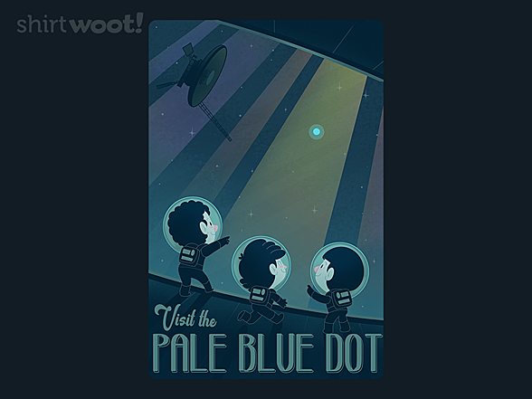 Woot!: The Pale Blue Dot