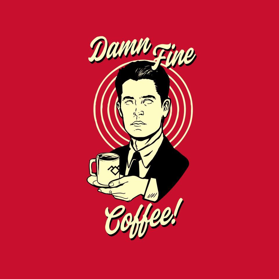 TeeFury: This is Damn Fine Coffee