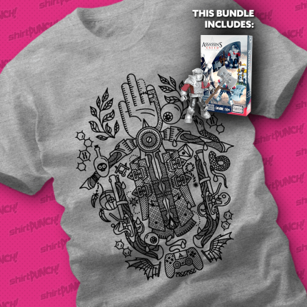 ShirtPunch: Build the Perfect Assassin Bundle