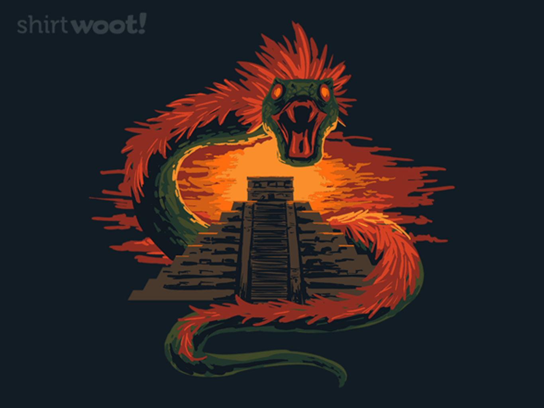 Woot!: The Wonder of Chichen Itza - $15.00 + Free shipping
