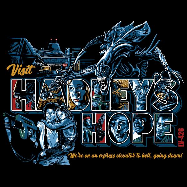 NeatoShop: Visit Hadley's Hope